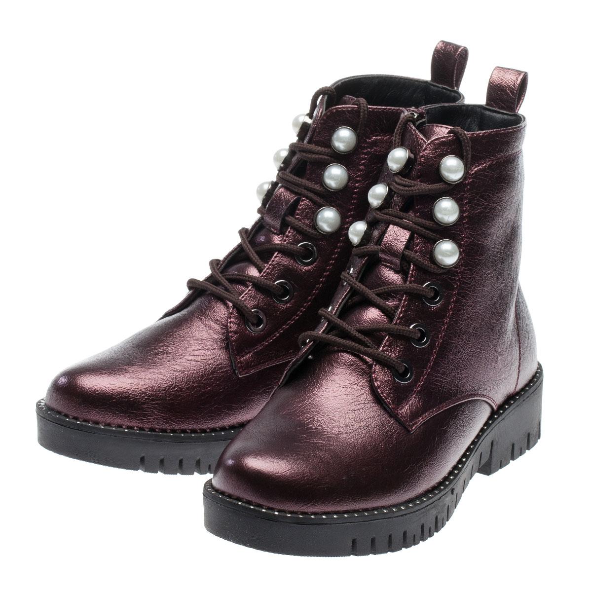 Ботинки зимние FERTO, F17-6101 цена
