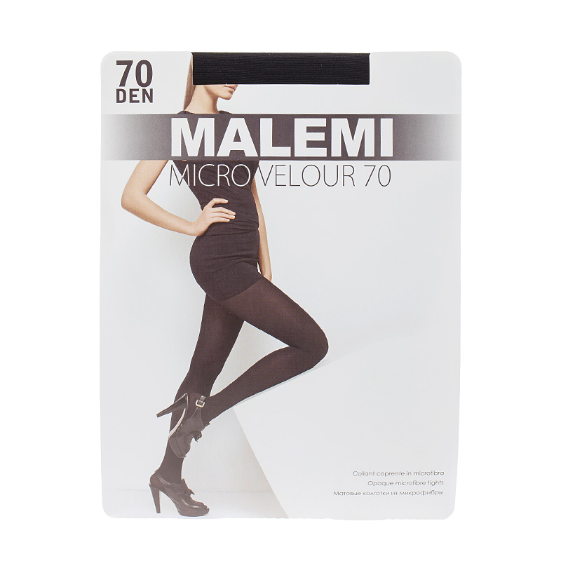 Колготки MALEMI, MicroVelour 70