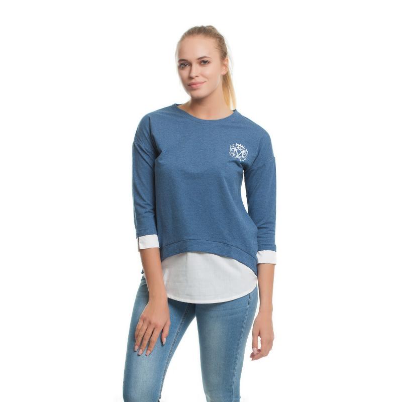 Блузка Sevenext, PMW18-W019 легинсы sevenext pmw18 w128