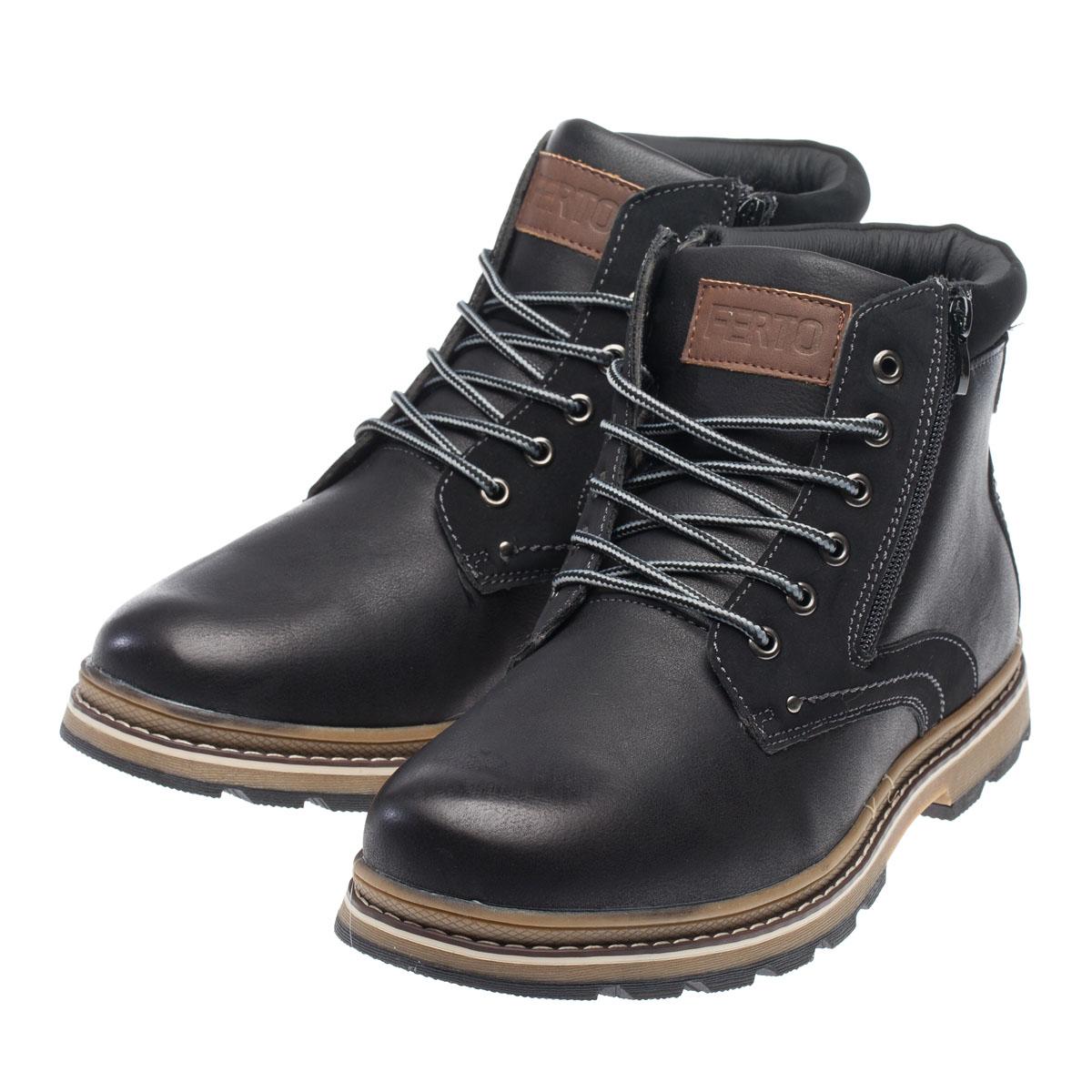 Ботинки зимние FERTO, WF 8429-1