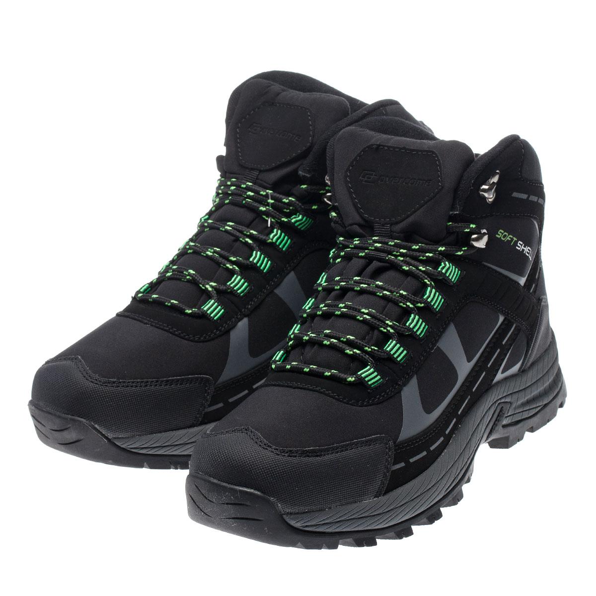 Ботинки зимние Overcome, HSM 17341 кроссовки зимние overcome hsl17019 2