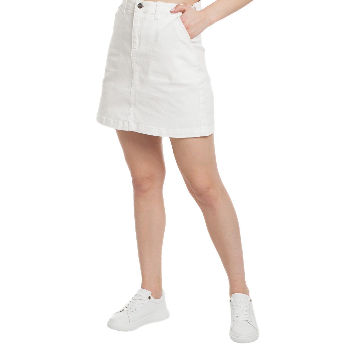 Юбка джинсовая Sevenext, W-194