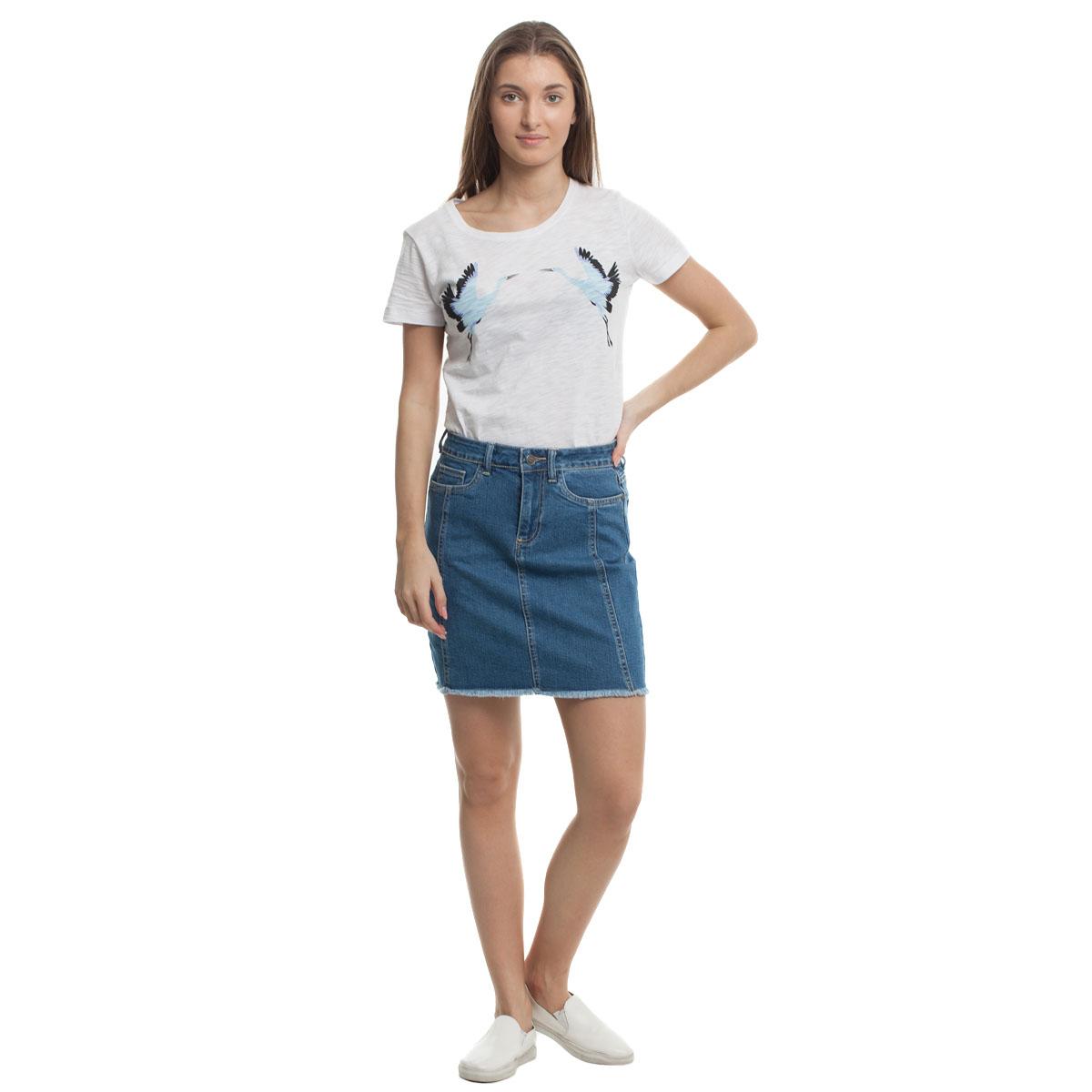 Юбка джинсовая Sevenext, PT-005