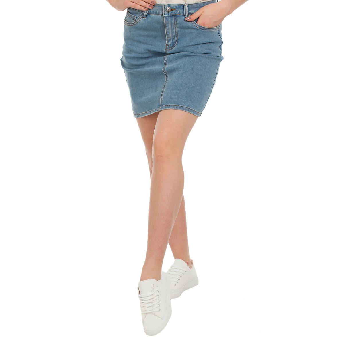 Юбка джинсовая Sevenext, PT016