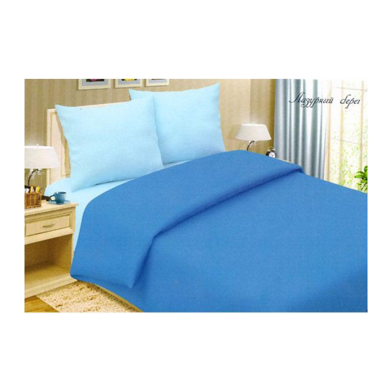 1,5 спальное постельное белье, Лазурный берег