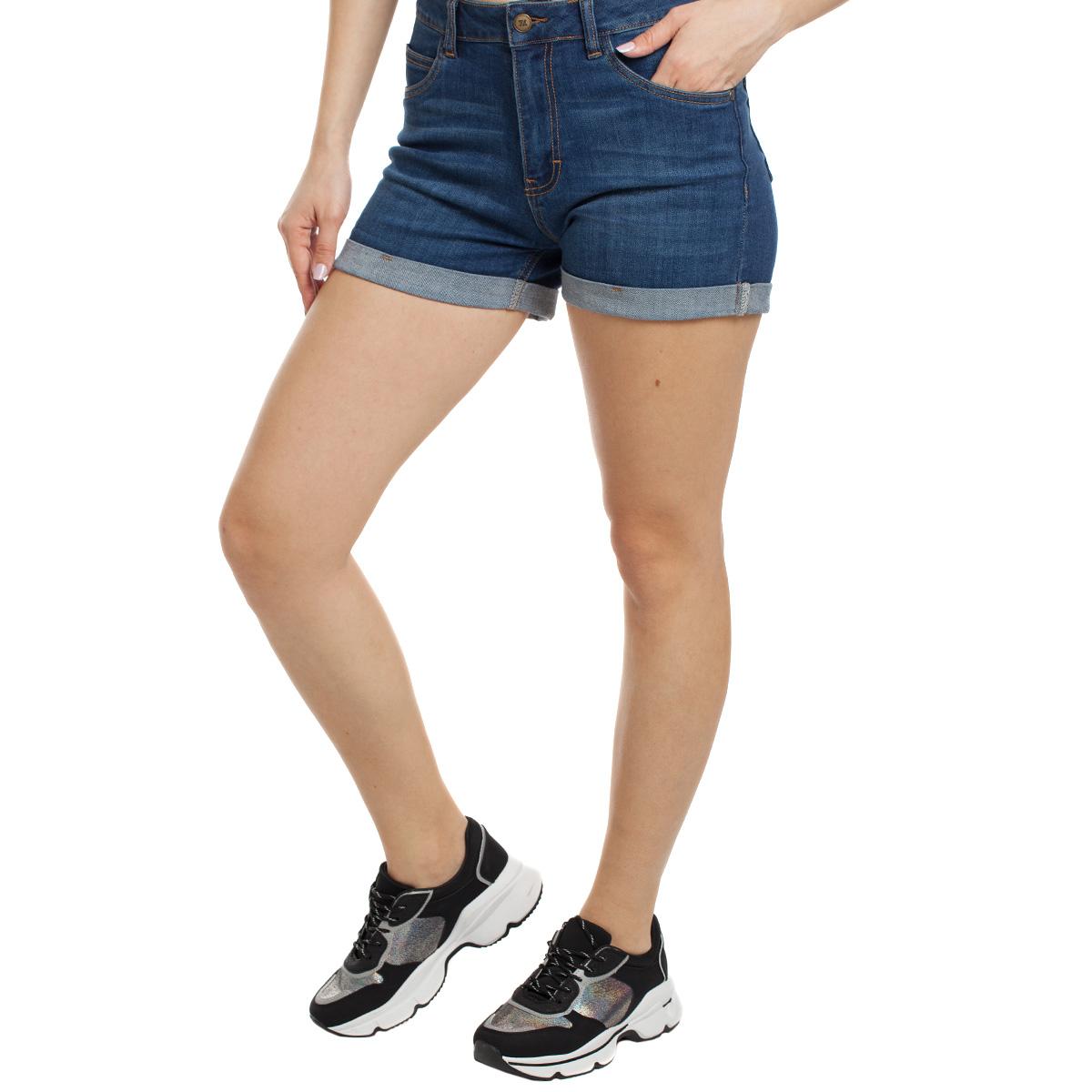 Шорты джинсовые Sevenext, PT014