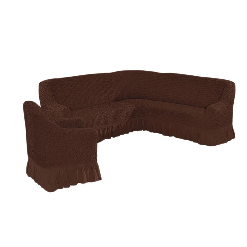 Набор чехлов для углового дивана и 1 кресла, УС