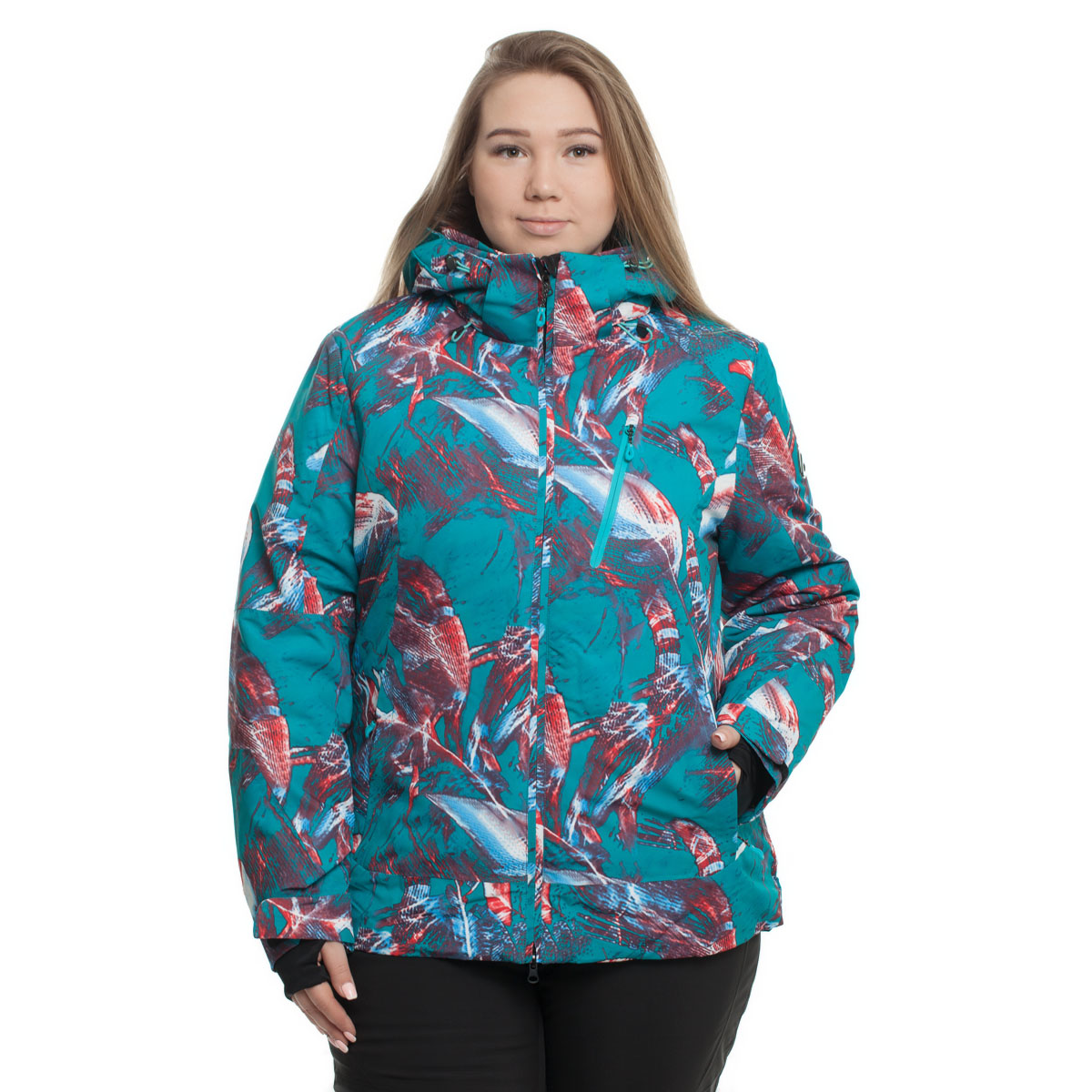 Куртка горнолыжная WHS, 578070B