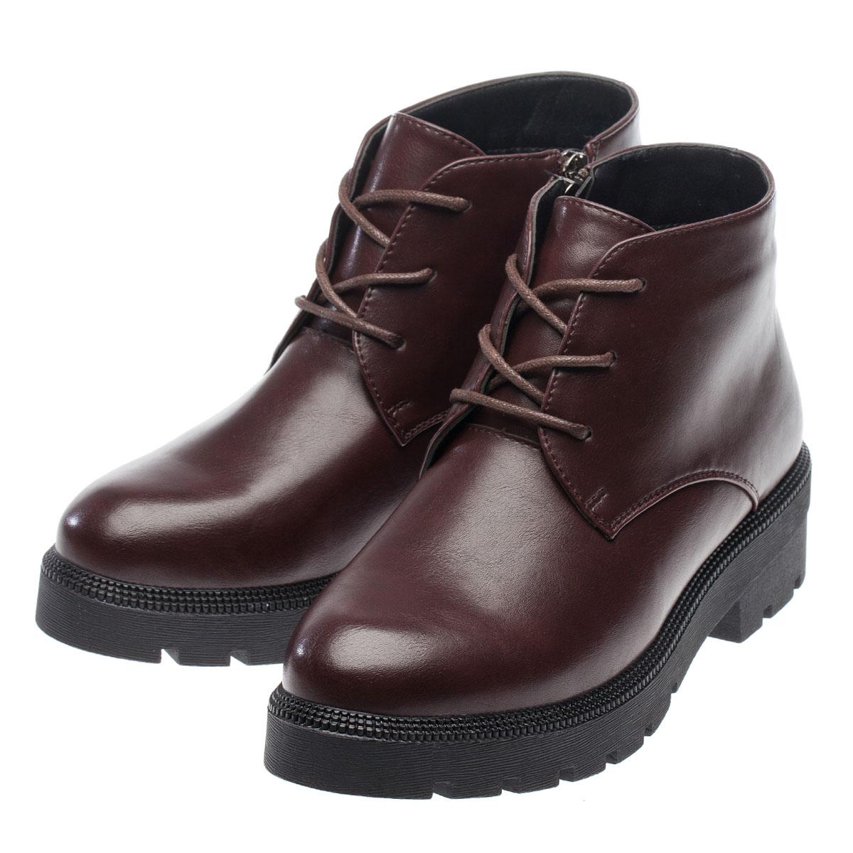 Фото - Ботинки демисезонные FERTO, D16-3611 ботинки демисезонные ferto skl 008